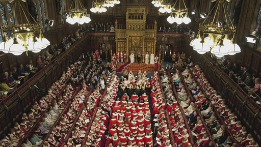 Britain Losing The Lords