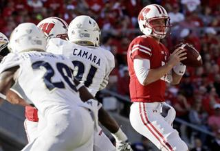 Wisconsin Hornibrook Football