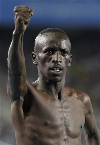 Ezekiel Kemboi