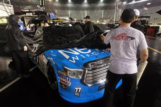 NASCAR Bristol Trucks Auto Racing