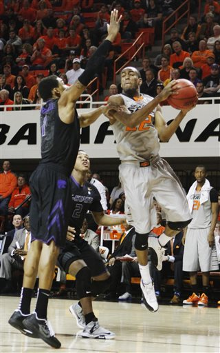 OSU Mens Basketball vs KSU