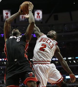 Nate Robinson,LeBron James