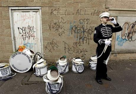 Britain Northern Ireland Orange Order
