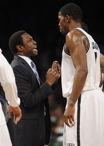 Avery Johnson, Joe Johnson