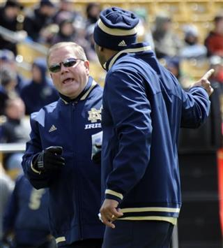 Brian Kelly,Scott Booker