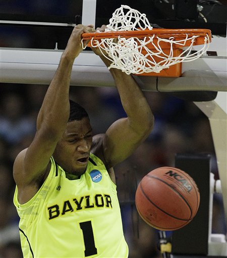 Baylor Perry Jones Basketball