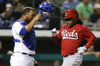 Johnny Cueto, Welington Castillo