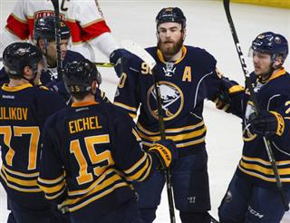 Panthers Sabres Hockey