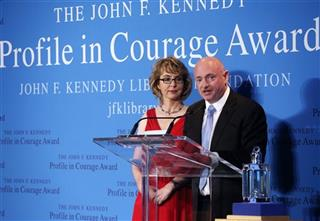 Gabrielle Giffords, Capt. Mark Kelly