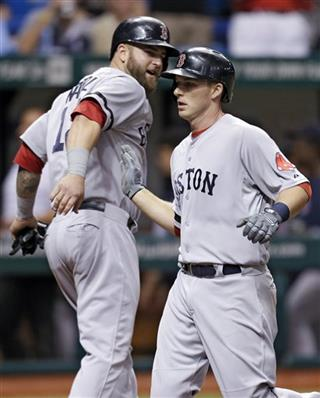 Stephen Drew, Mike Napoli