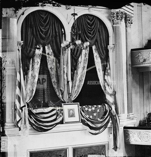 AP Was There Lincoln Assassination