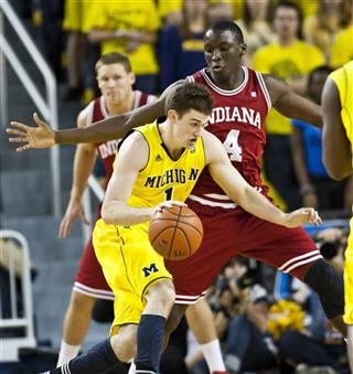 Stu Douglass, Victor Oladipo