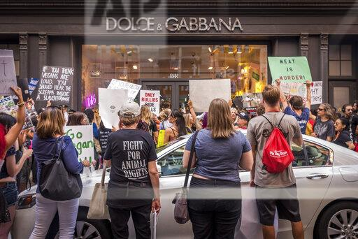 The Official Animal Rights March in New York City