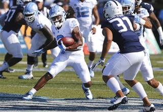 North Carolina Old Dominion College Football