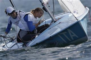 London Olympics Sailing Women