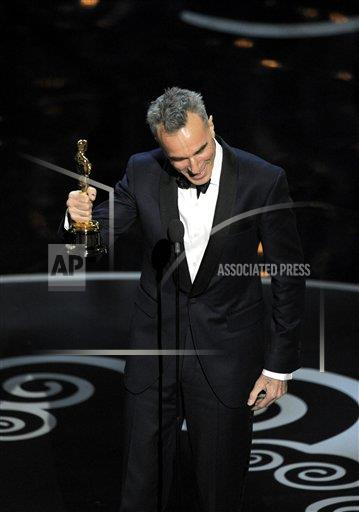 inVision Chris Pizzello/Invision/AP A ENT CA USA INVW 85th Academy Awards - Show