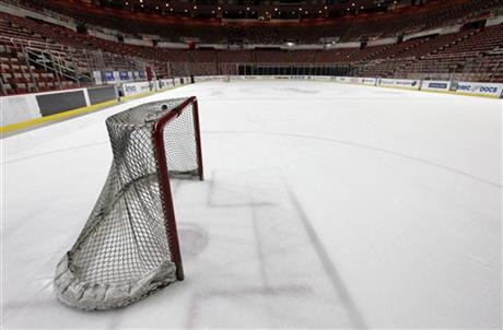 NHL Lockout Economic Impact Hockey