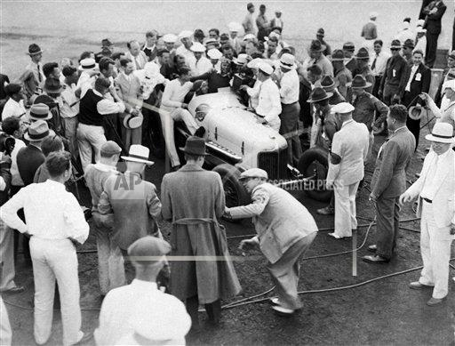 Watchf AP S CAR IN USA APHS400334 Indianapolis 500 1933