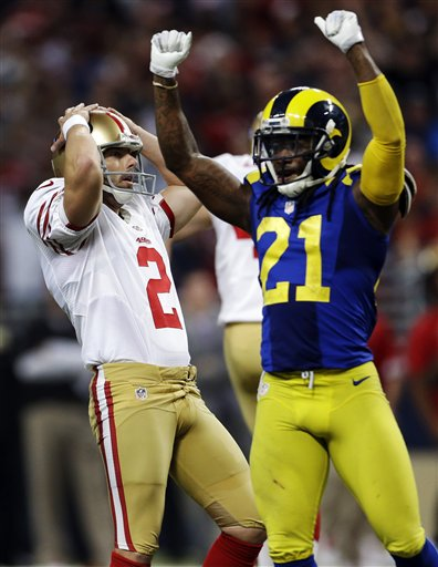Janoris Jenkins, David Akers