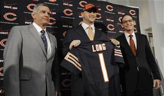 Kyle Long, Phil Emery, Marc Trestman