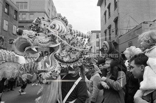 watchf ap a pennsylvania usa aphs88805 chinese new year 1964 - Chinese New Year 1964