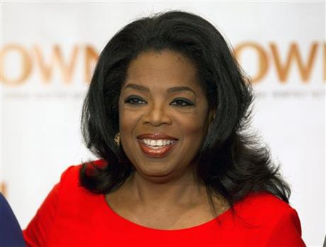 oprah winfrey in toronto winfrey announced wednesday dec 5 that she