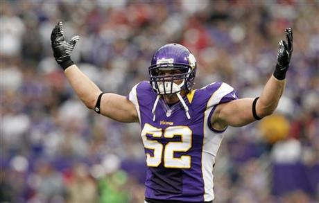 Chad Greenway