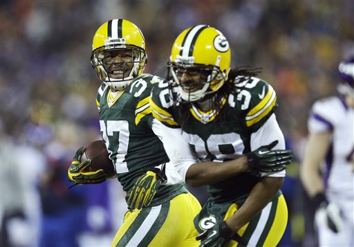 Sam Shields, Tramon Williams