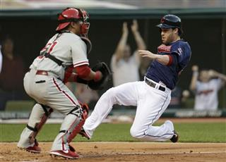 Carlos Ruiz, Jason Kipnis