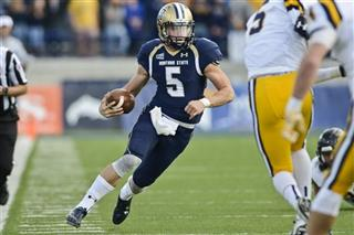 Football - Montana State vs East Tennessee State