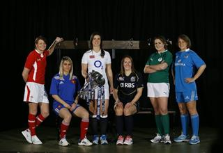 Britain Rugby Women's Six Nations