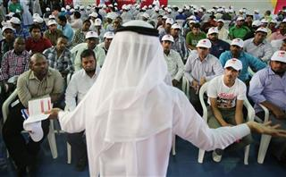 Mideast Emirates Labor Rights