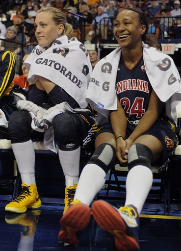 Tamika Catchings, Katie Douglas