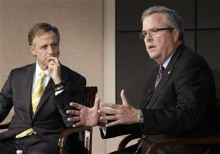 Bill Haslam, Jeb Bush