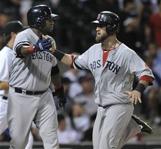 MIke Napoli, David Ortiz