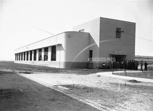 Watchf AP A  CA USA APHS313892 Prison Without Walls 1942