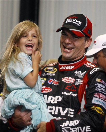 Jeff Gordon, Ella Gordon
