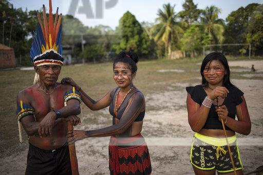 Brazil Amazon Indigenous