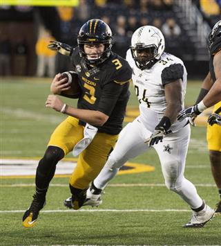 Drew Lock, Dare Odeyingbo