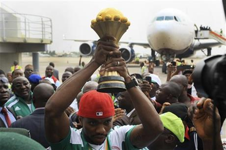 Nigeria Africa Cup Of Nations