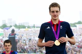 Alistair Brownlee,  Jonny Brownlee