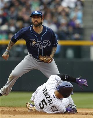Ryan Roberts, Carlos Gonzalez
