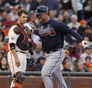 Brian McCann, Buster Posey