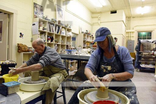 Virginia Daily Life Pottery Class