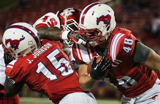 Houston SMU Football