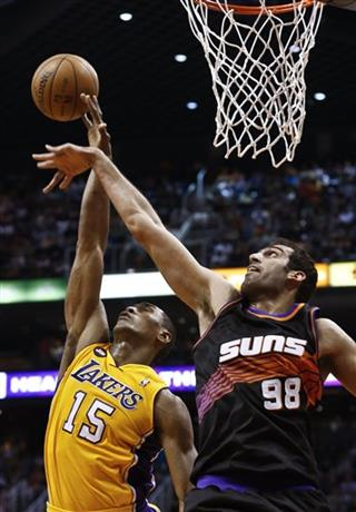 Metta World Peace, Hamed Haddadi
