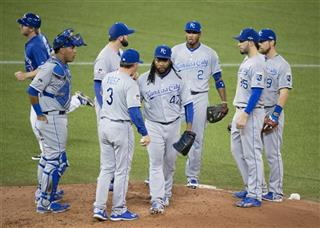 Johnny Cueto, Ned Yost