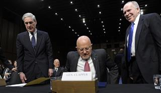 James Clapper, John Brenan, Robert Mueller