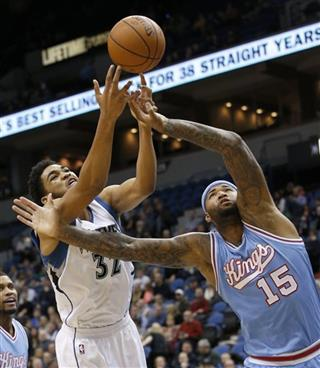 Karl-Anthony Towns, DeMarcus Cousins