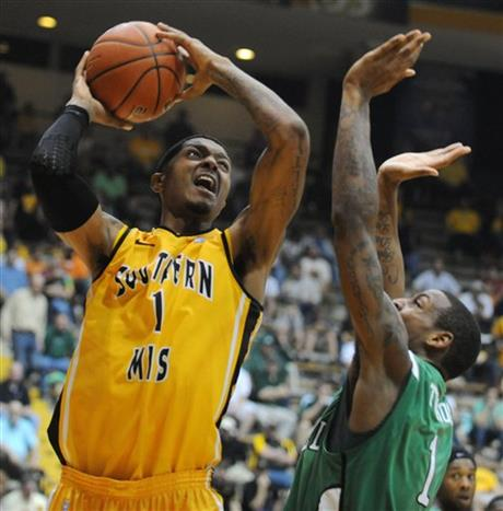 Marshall Southern Miss Basketball